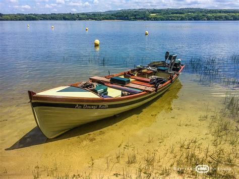 Work On Fishing Boat Ireland by My Irish Drift Sheelin Boat Brittany Fly Fishing