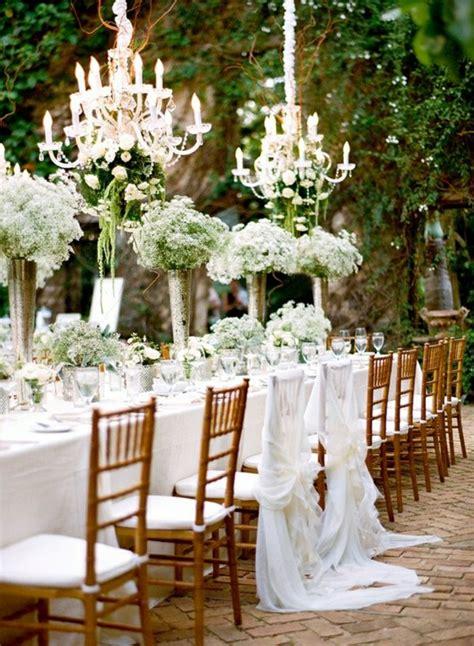 Blumen Hochzeit Dekorationsideen by Hochzeitsdeko F 252 R St 252 Hle 111 Faszinierende Ideen