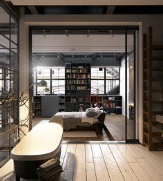2 Chic And Cozy Cosmopolitan Lofts by Architecture On Inspiring Buildings From