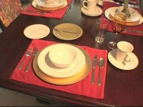 wine glass placement on table how to do formal table settings how to place wine
