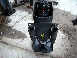 Rv Parts Used Leveling Jack Hwh Ap32770 Used Rv Parts