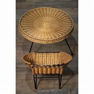 Fauteuil Années 50 : table basse fauteuil ann es 50 ~ Dallasstarsshop.com Idées de Décoration
