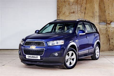 inride bolder  chevrolet captiva launched