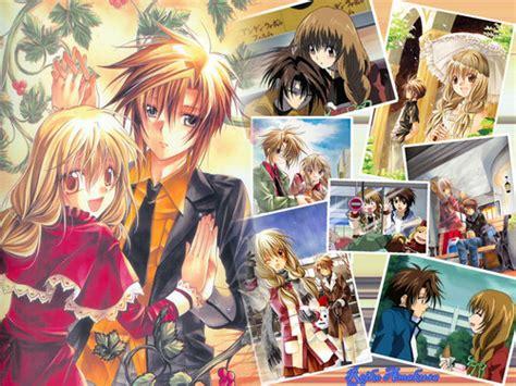 shojo animes  mangas images spiral hd wallpaper