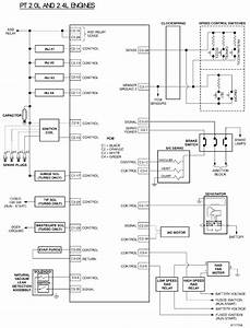 Please Give Me Pin Diagram Of Pcm For My Pt Cruiser 2004