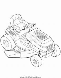 Mtd 13w2775s031  Lt4200   2012  Parts Diagram For  Quick