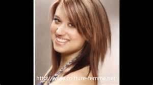 coupe cheveux court femme visage rond coiffure femme visage rond les tendances coupe de cheveux ronde