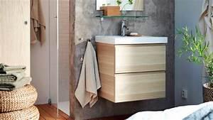 Vasque Salle De Bain Ikea : des vasques pour les petites salles de bains ~ Teatrodelosmanantiales.com Idées de Décoration