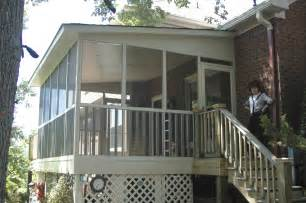 Screened Enclosures for Deck