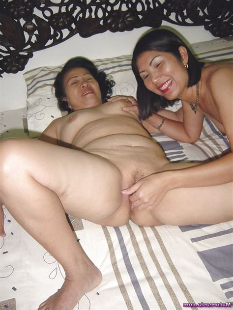 An Asian Mature And Asian Granny Going At It Zb Porn