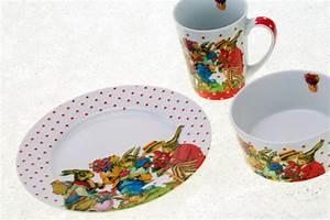 Geschirr Set Vintage : paperproducts design geschirr set aus porzellan vintage bunnies kaufmarkt24 ~ Markanthonyermac.com Haus und Dekorationen