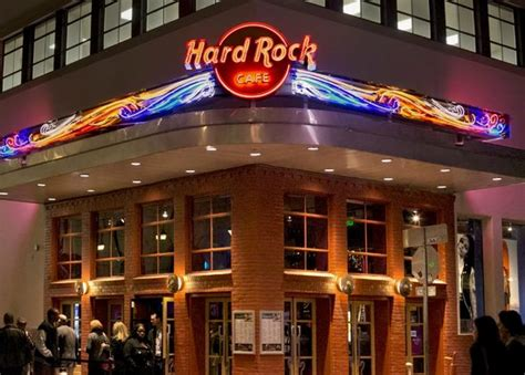hard rock cafe  orleans warehousecentral business