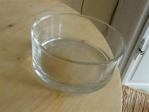 Vase Rond Transparent : photo bonjour je donne un vase rond transparent de 19 c ~ Teatrodelosmanantiales.com Idées de Décoration