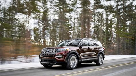 ford explorer debuts   weight   rwd