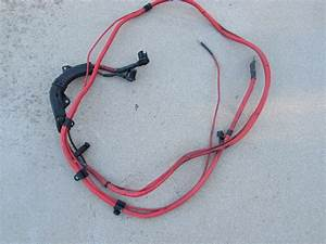 Bmw Positive Battery Lead Cable Wire 61129125036 E90 323i