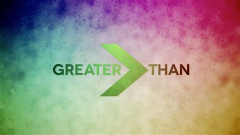 brandedwithlove.com | Greater > Than
