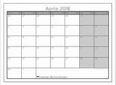 Calendari aprile 2018 LD Michel Zbinden it