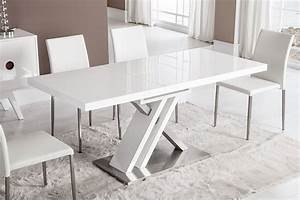 table a manger design bernie zd1 tab r d 117jpg With meuble de salle a manger avec table rectangulaire avec rallonge