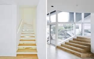 escalier quart tournant avec palier intermediaire escalier moderne 115 mod 232 les design tournants ou droits
