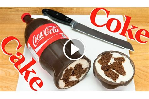 How To Make Coca Cola Chocolate Cake  Stay At Home Mum