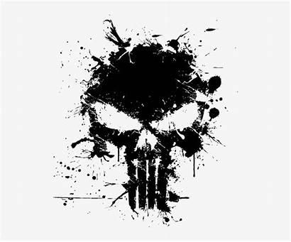 Punisher Netflix Graphic Marvel Comics Tree Tengkorak