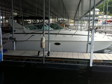 Used Boat Wholesale Values by Trojan 360 Express By Carver Wholesale On The Water And