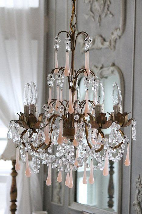 chandelier shabby chic 49 best opaline obsession images on