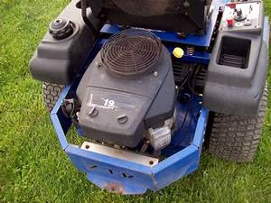2005 Dixon Ram 44 Mag Commercial Zero Turn Lawn Mower