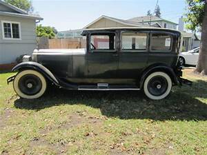1928 Packard 4 Door Sedan 526 Series For Sale