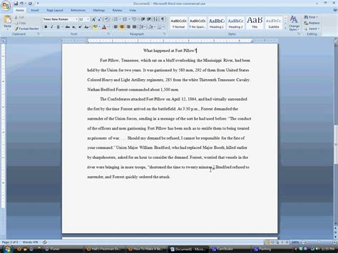 chicago manual style cms formatting youtube