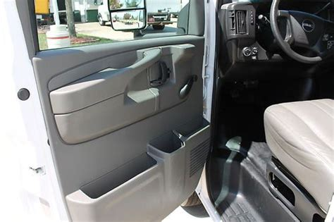 how make cars 2008 gmc savana 3500 electronic valve timing find used 2008 gmc 3500 savana box truck cube van nashville new white paint cutaway in