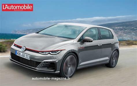 Volkswagen Sähköauto 2020 by La Volkswagen Golf 8 Report 233 E 224 2020 L Automobile Magazine