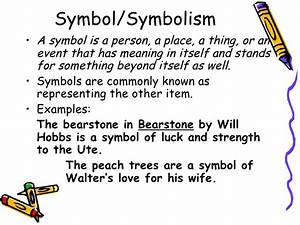 a symbol in literature essay on conflict resolution a symbol in