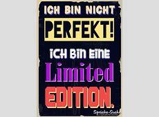 Spruch Limited Edition SprücheSuche