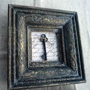Alte Schlüssel Deko : alte schl ssel wandbild gestalten garn vintage wanddeko basteln ~ Orissabook.com Haus und Dekorationen