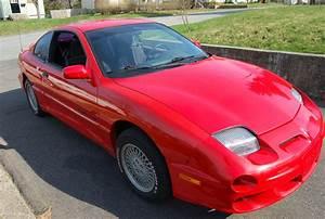 2000 Pontiac Sunfire - Overview