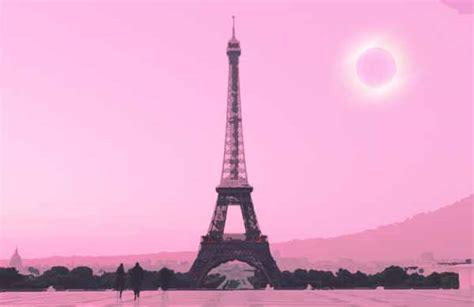 foto pemandangan warna pink rudi gambar