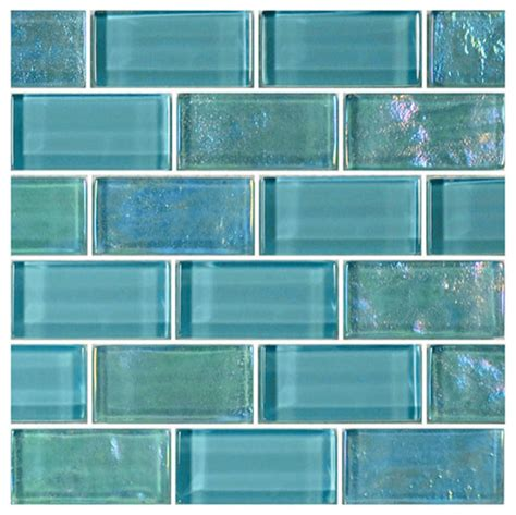 glass tile blends twilight series modern mosaic tile