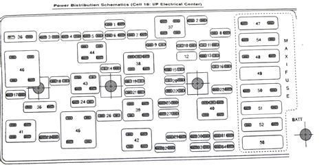 2000 Corvette Fuse Panel Diagram by C5 Corvette Fuse Diagram Wiring Library