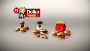 McDonald's $1 $2 $3 Dollar Menu TV Commercial, 'For the ...