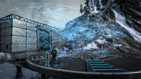 Reume Exles by Ark V256 Tek Teleporter Survival Sandbox De