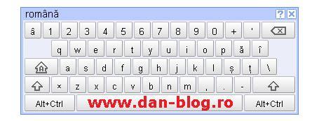 tastatura virtuala google