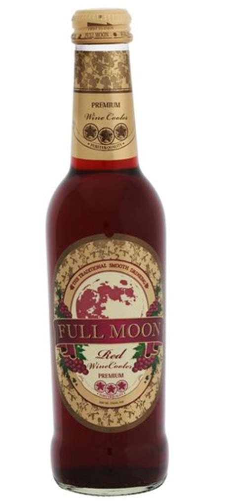 full moon sparkling red wine coolerid product