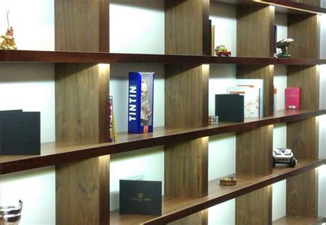 Bookcase Shelving Strips by How To Position Your Led Lights