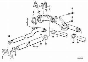 Bmw 750il Pipe  Engine  Cooling  System