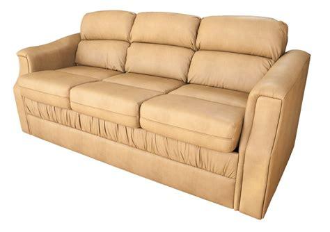 Motorhome Upholstery by Flexsteel 4619 Sleeper Sofa Glastop Inc
