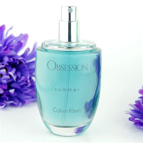 Fragrance Friday Calvin Klein Eternity Summer, Obsession Summer, Ck One Summer 2016 Review
