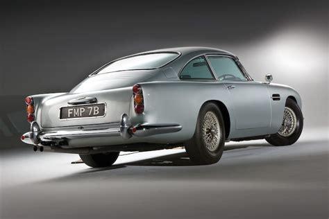 Aston Martin Db5 James Bond Movie Car Offered
