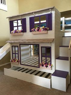 kindermöbel selber bauen ein hochbett selber bauen diy anleitung hochbett