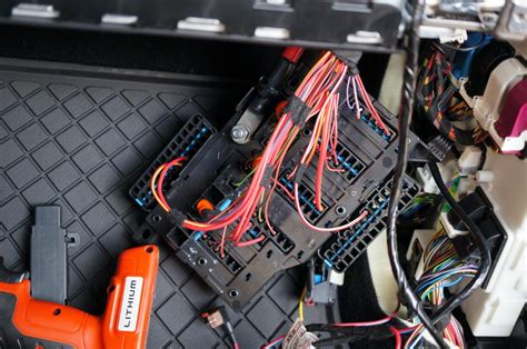 F56 Fuse Box by Hardwiring In The F56 American Motoring